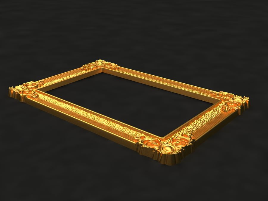 Decoration royalty-free 3d model - Preview no. 8