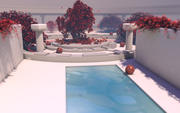 royal garden 3d model