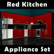 Keuken set 3d model
