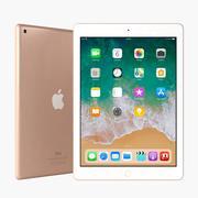 iPad 2018 WiFi 6a generazione 3d model