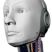 ROBOT HEAD MODÈLE 3D 3d model