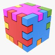 Cubo Felice 3d model