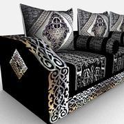 Sofá marroquí modelo 3d