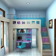 Sypialnie dla dzieci_3 3d model