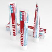 Lacalut Aktiv Toothpaste 3d model