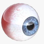 Глаз А 3d model