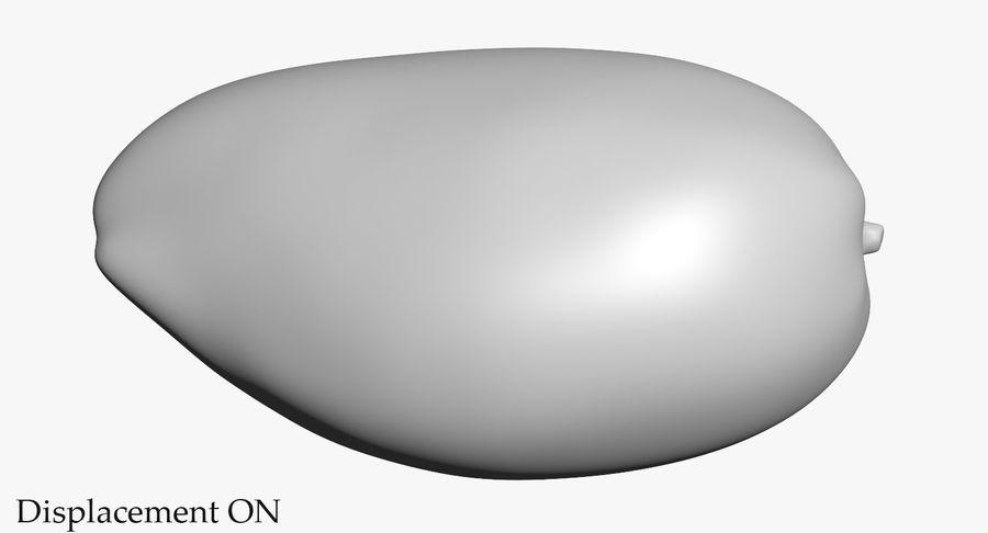 Mango royalty-free 3d model - Preview no. 20