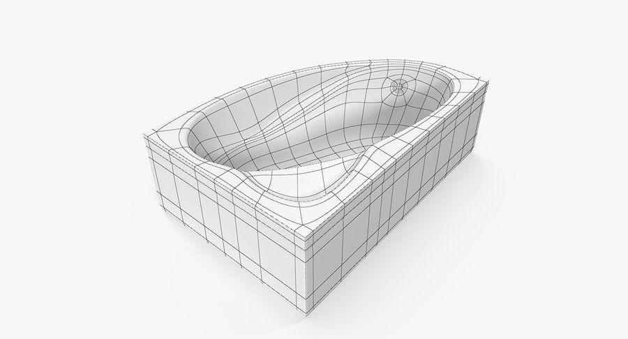 Bath royalty-free 3d model - Preview no. 12