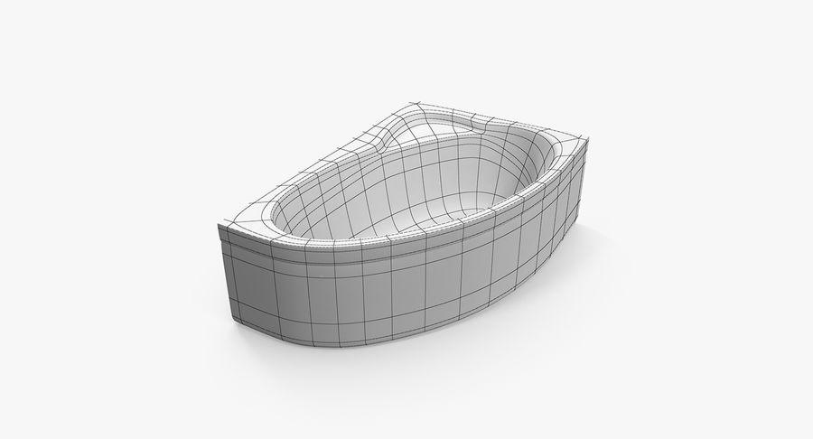 Bath royalty-free 3d model - Preview no. 13
