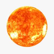 Sonne 3d model