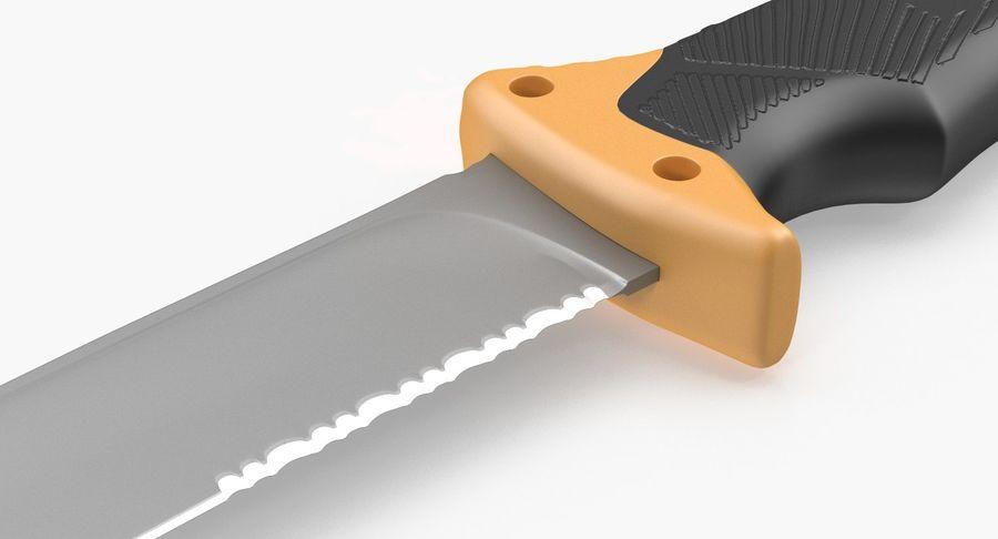 Tourist Knife Modèle 3D royalty-free 3d model - Preview no. 5