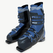 Ski-Stiefel 3d model