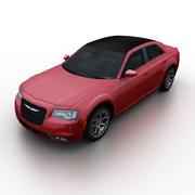 Chrysler 300 2015 3d model