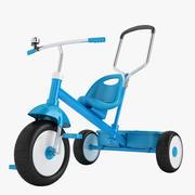 Steer and Stroll Trike 04 3d model