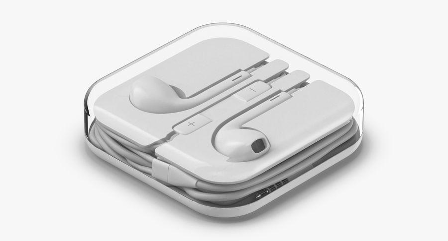 苹果手机套 royalty-free 3d model - Preview no. 4