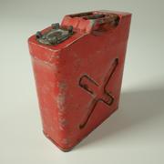 Butla gazu 3d model
