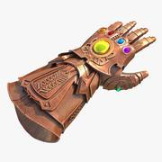 Infinity Gauntlet 3d model