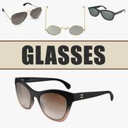 Glasses 3D Models Collection 4 3d model