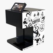 3D Selfieコーヒープリンター機械モデル 3d model