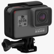 GoPro HERO6 3d model