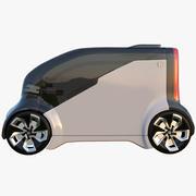 Neuv Car 3d model
