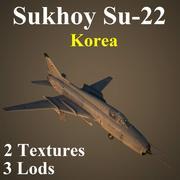 SU22 KNDR 3d model