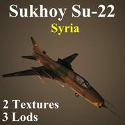 SU22 SIR 3d model