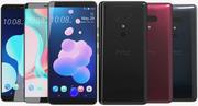 HTC U12 Plus All Colors 3d model