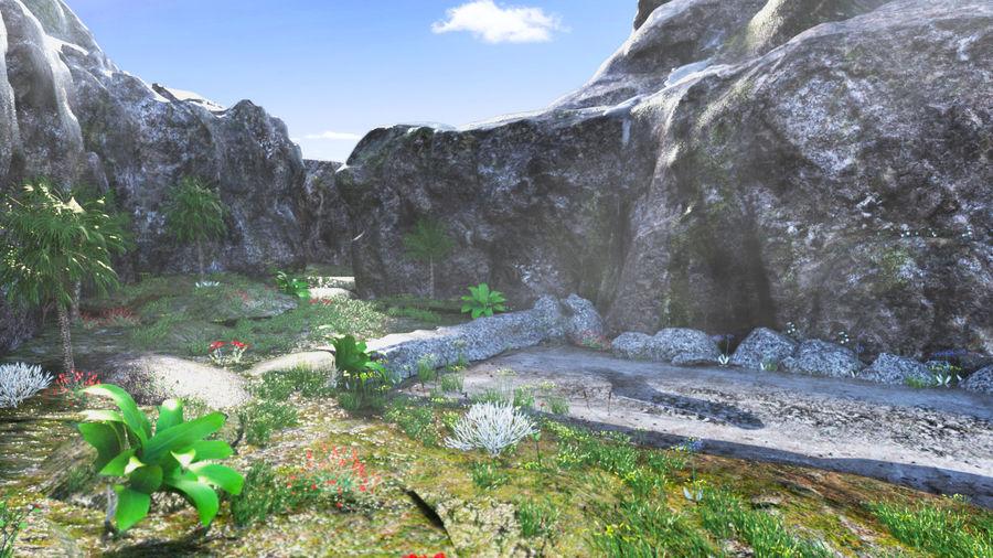 Sanal Atlantis royalty-free 3d model - Preview no. 20
