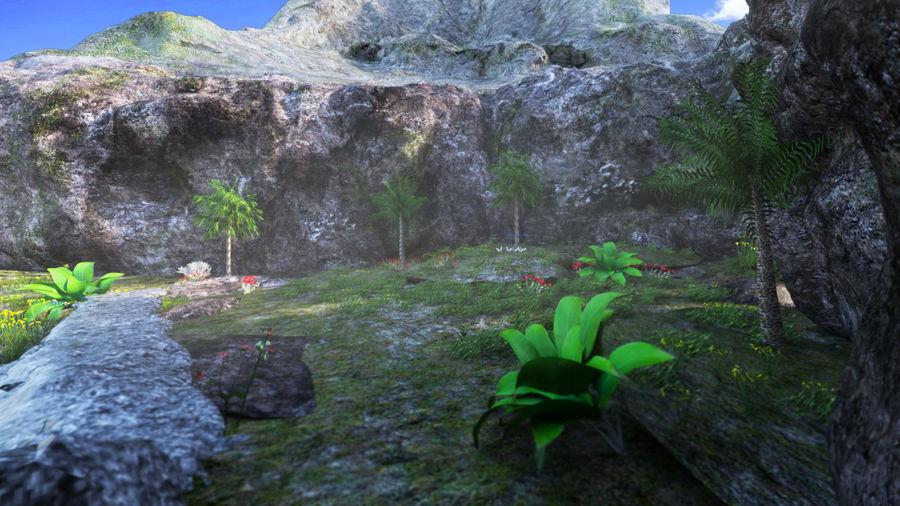 Виртуальная Атлантида royalty-free 3d model - Preview no. 5