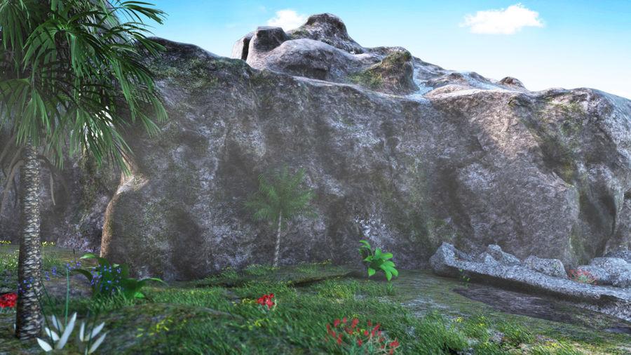 Виртуальная Атлантида royalty-free 3d model - Preview no. 6