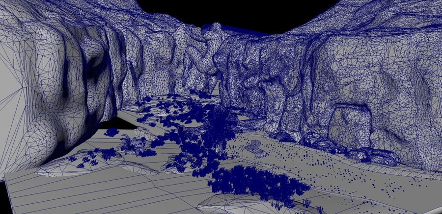 Sanal Atlantis royalty-free 3d model - Preview no. 24