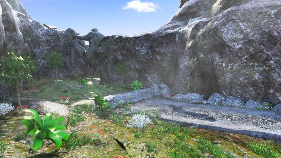 Виртуальная Атлантида royalty-free 3d model - Preview no. 14