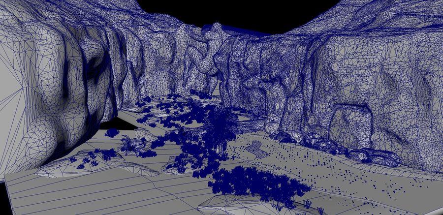 Виртуальная Атлантида royalty-free 3d model - Preview no. 24