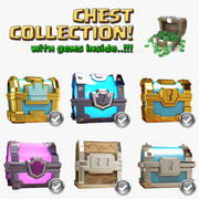 CHEST COLLECTION 3d model