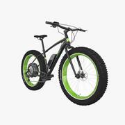 Elektrisches Fatbike 3d model