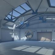 倉庫環境 3d model