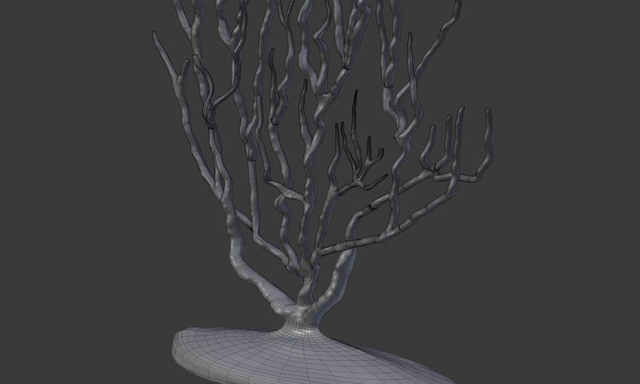 Coral para pecera Acuario royalty-free modelo 3d - Preview no. 5