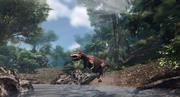 Dinossauro Jurássico Gigantossauro 3d model