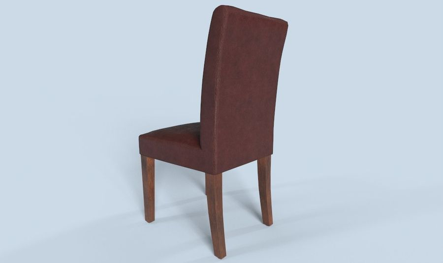 PBR Chair Furniture royalty-free 3d model - Preview no. 2