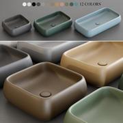 Lavabi Ceramica Cielo Shui 3d model