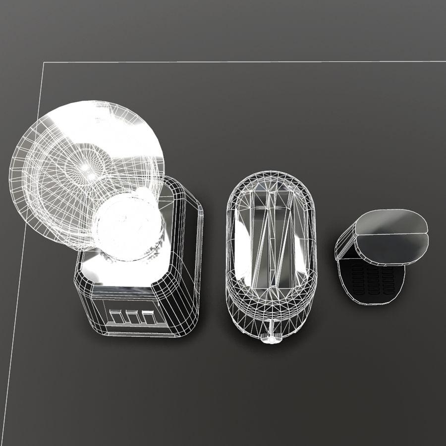 調理器具 royalty-free 3d model - Preview no. 6