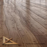 Floor covering curvilinear v2 3d model