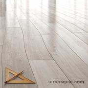 Floor covering curvilinear v5 3d model