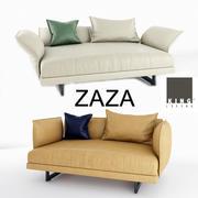 Zaza soffor Deep 3d model