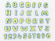 Alfabet - tecknad film 3 3d model