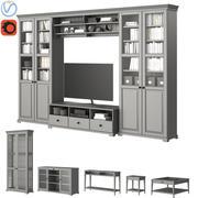 宜家Liatorp家具 3d model