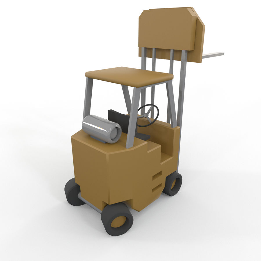 Military Vehicles Pack royalty-free 3d model - Preview no. 10