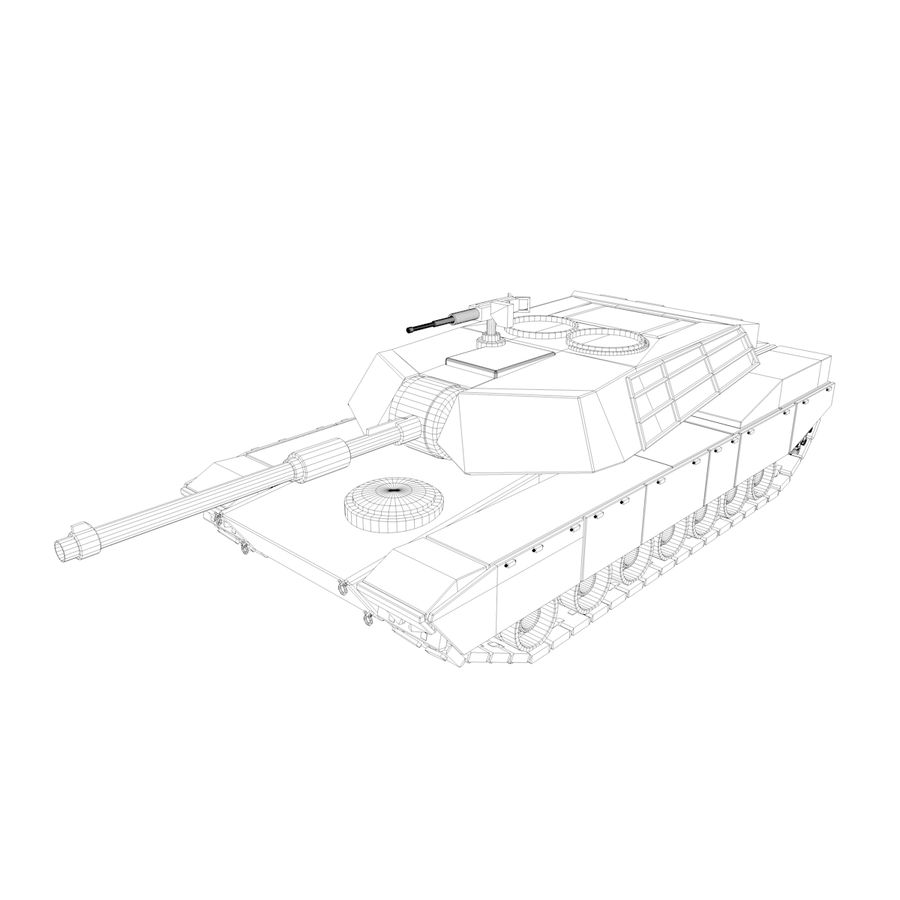 Military Vehicles Pack royalty-free 3d model - Preview no. 25