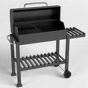 BBQ Barbecue 3d model